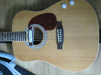 Acoustic/ Electric Guitar 6 string