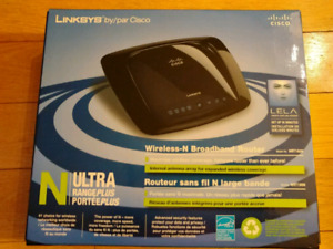 Linksys/Cisco WRT160N-CA Wireless-N Broadband Router