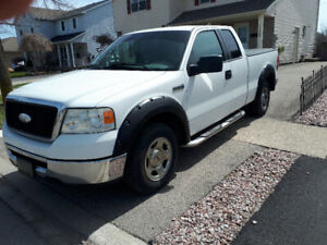 2007 FORD F150 XLT EXT