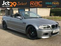 2005 BMW M3 3.2 M3 SMG 338 BHP STUNNING CONDITION (NOT ANOTHER ONE LIKE IT)