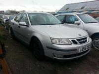 Saab 9-3 1.9TiD ( 150bhp ) 2005 Linear Sport Spares or repair