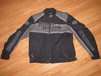 Manteau harley homme