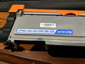 Brand new Brother TN-630 toner