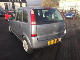 2004 Vauxhall Meriva 1.7 CDTi 16v Enjoy 5dr (a/c)
