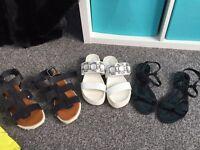 Kurt Geiger sandals size 5