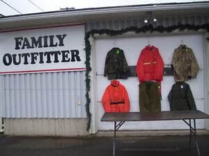FAMILY OUTFITTER