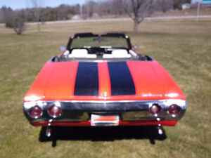 REDUCED PRICE >1972 Chevelle *Convertible