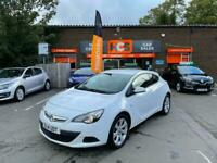 2014 Vauxhall Astra GTC SPORT S/S HATCHBACK Petrol Manual