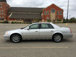 2009 CADILLAC DTS FWD WINTER READY