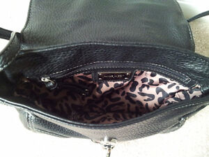 New Authentic Nine West Black Cross Body Bag London Ontario image 4