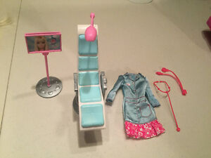 BARBIE DENTIST SET