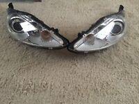 GENUINE FORD Fiesta MK7 European Headlights