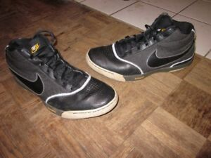 MENS NIKE ZOOM ALL AROUND BASKETBALL SNEAKERS SHOES SIZE 12