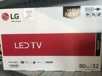 "32"" LG LED TV."