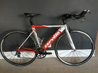 Like new Cervelo P1 Triathlon Bike