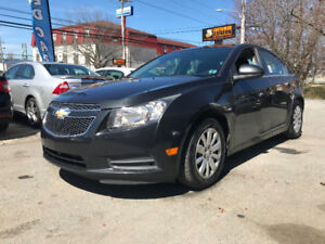 2011 CHEVROLET CRUZE $$ LONG WEEKEND SPECIAL$$