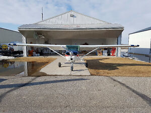 Aviation business in NE Sask. for sale.
