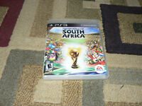Fifa South Africa game Playstation 3