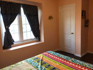 Room for rent - $550 - Brampton - Available Oct 1 or earlier