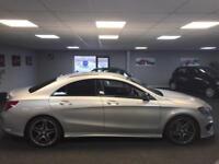 2013 Mercedes-Benz Cla Class 2.1 CLA200 CDI AMG Sport 7G-DCT 4dr