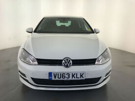 2013 63 VOLKSWAGEN GOLF GT BLUEMOTION TDI AUTOMATIC SERVICE HISTORY FINANCE PX