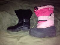 Kids boots for sale!
