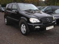 2004 Mercedes-Benz ML350 3.7 auto LPG Autogas Dual Fuel