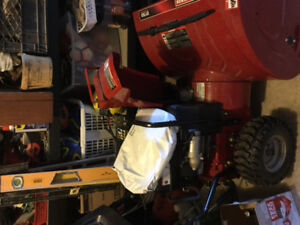 Craftsman Snowblower in good condition with an extra belt.