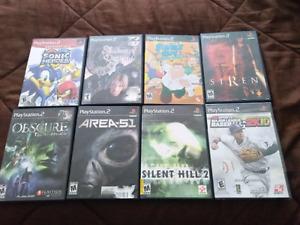 PS2 PlayStation 2 Games
