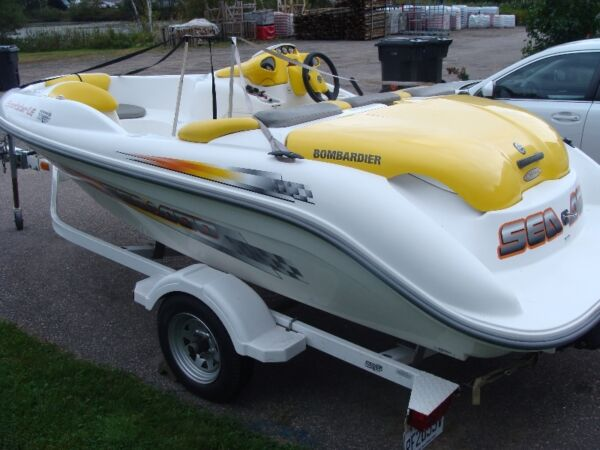 Used 2003 Bombardier Sportster Le