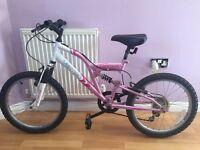 Vesuvius girls bike