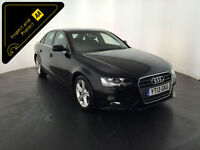 2013 AUDI A4 SE TDI DIESEL 4 DOOR SALOON 1 OWNER FULL AUDI HISTORY FINANCE PX