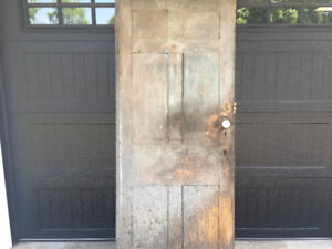 Antique Door 1900's