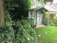 SOLD - Garden shed or Wendy house