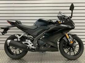 Yamaha YZF-R125 2021 pre-order for November