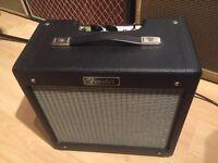 Fender Pro Junior 15w Valve guitar/Harp Amplifier