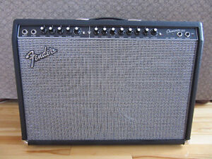 Amps For Sale Or Trade (Fender, Gibson, Vox)