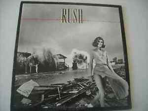SELLING my RUSH RECORD COLLECTION