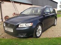 Volvo V50 1.6D 2009 DRIVe SE Lux, Storry 4x4