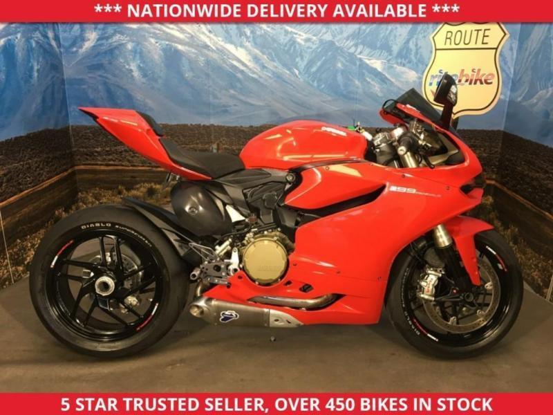 DUCATI PANIGALE 1199 PANIGALE ABS MODEL FSH 12