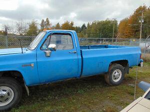1985 GMC C/K 2500 Pickup Truck