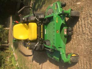 915b John Deere commercial zero turn mower