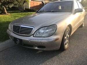 2001 Mercedes-Benz 400-Series S430 Hatchback
