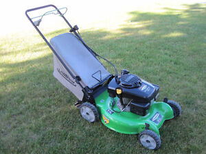 "Lawnboy 20"" Gas Mower, Self-Propelled"