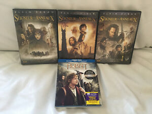 The Hobbit 1 + The Lord of The Rings 1, 2 & 3