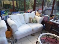 Sofa and chair free