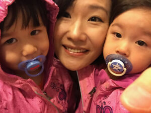 Looking for casual night baby sitter for my toddler twins