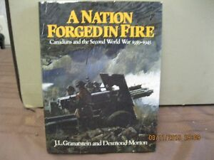 A NATION   FORGED  IN  FIRE
