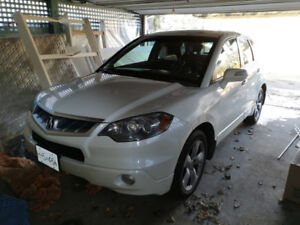 2008 Acura RDX AWD w/ New Toyo Winter Tires- VANCOUVER