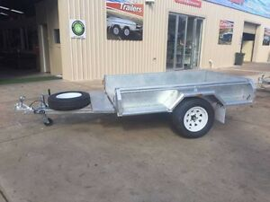 7X4 GALVANISED Box Trailer ON SALE!!!! Para Hills West Salisbury Area Preview
